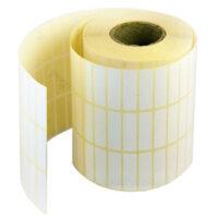 لیبل کاغذی 30*10 رول 10000 عددی