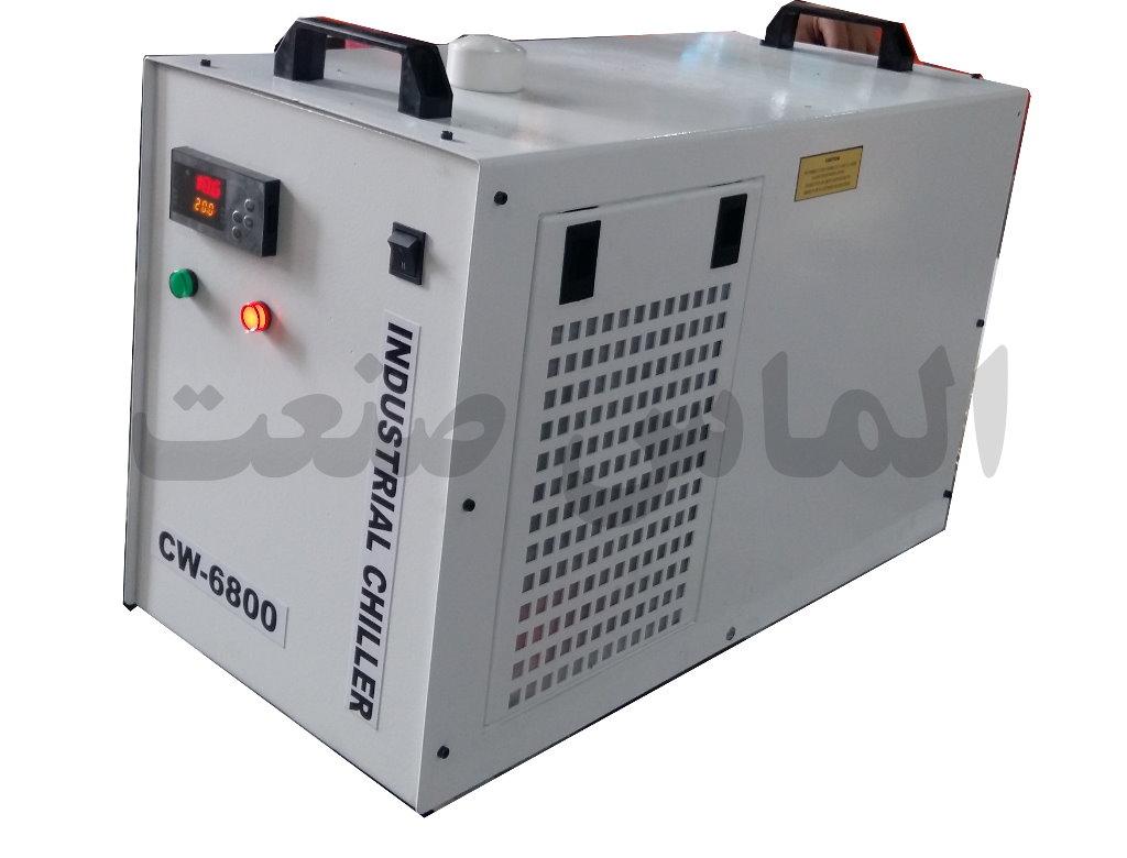 چیلر لیزر CW9000-F