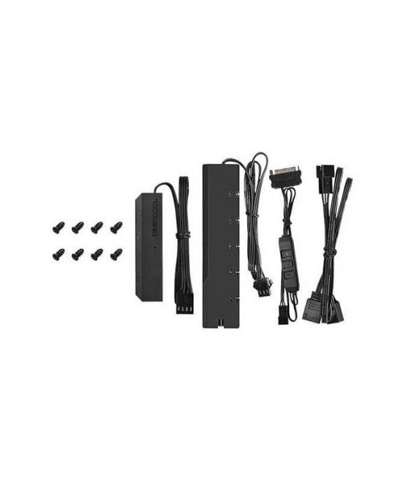 DeepCool CF140 2 in 1 Case Fan فن کیس دیپ کول (پک 2 عددی)