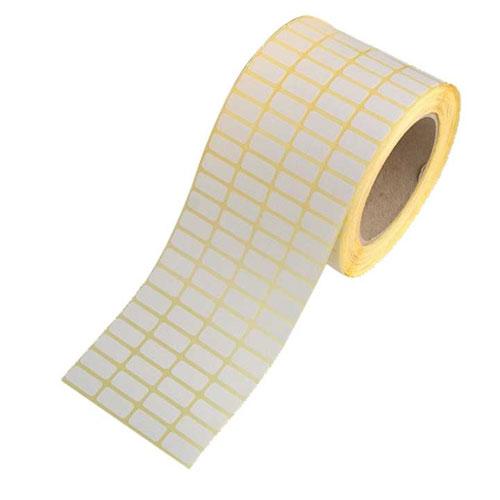 لیبل (برچسب) کاغذی 20*10 رول 10000 عددی