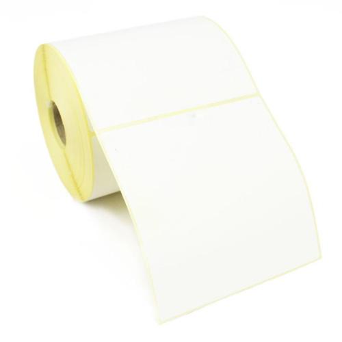 لیبل کاغذی 100*100 رول 500 عددی