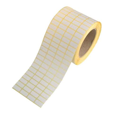 لیبل (برچسب) کاغذی 25*12 رول 10000 عددی