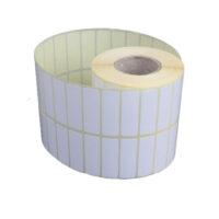 لیبل (برچسب) کاغذی 45*15 رول 4000 عددی