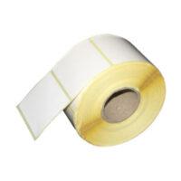 لیبل(برچسب) کاغذی 55*50 رول 1000 عددی