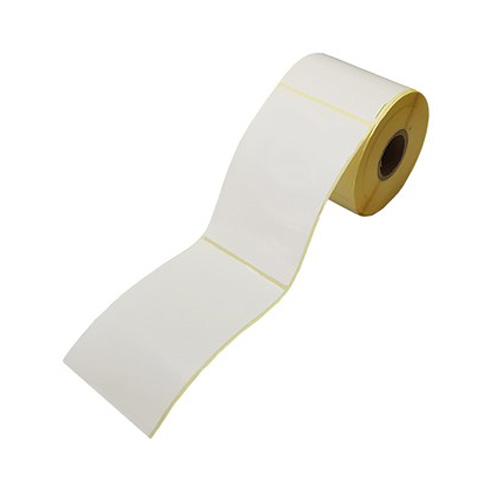 لیبل (برچسب) کاغذی 106*67 رول 1000 عددی