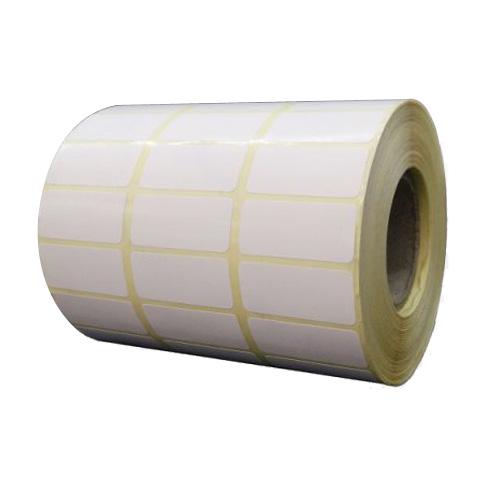 لیبل(برچسب) کاغذی 34*15 رول 6000 عددی