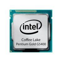 سی پی یو اینتل بدون باکس مدل CPU Intel Pentium G5400 Tray