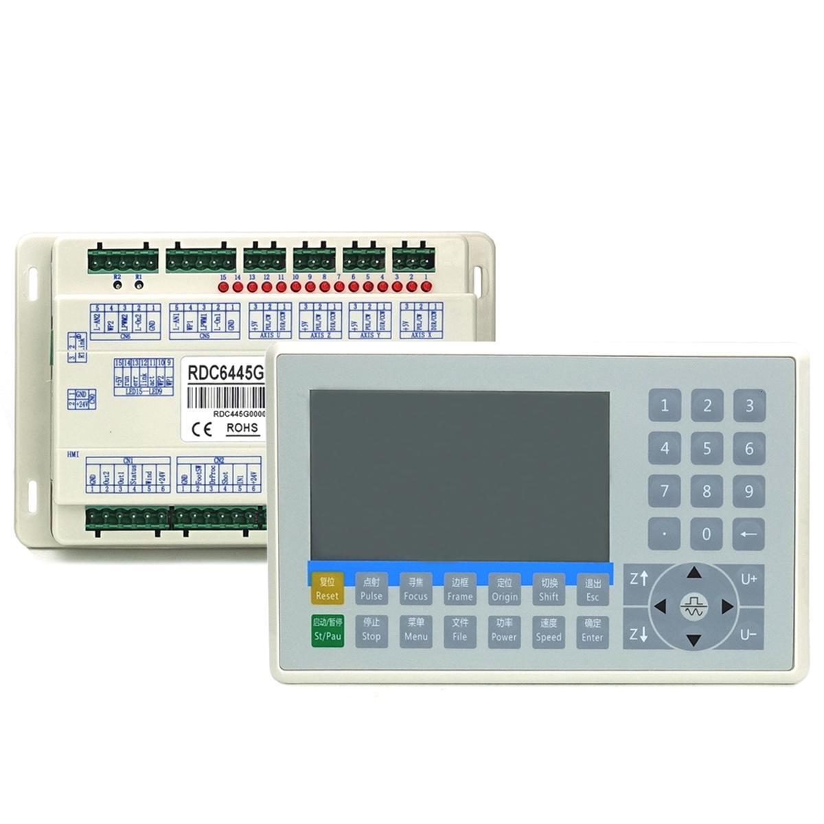 کنترل پنل دستگاه لیزر مدل 6445