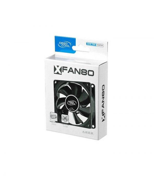 DeepCool XFAN 80 Case Fan فن کیس دیپ کول