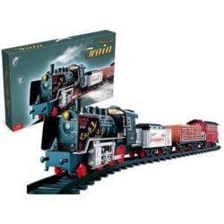 اسباب بازی قطار کلاسیک کنترلی با دود
