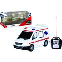 ماشین کنترلی آمبولانس