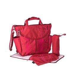 کیف مادر قرمز اکی داگ Okiedog SUMO