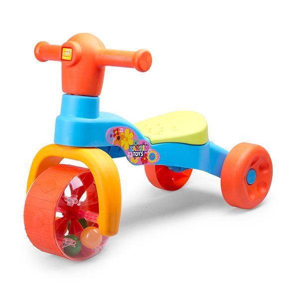 سه چرخه کودک زرین تویز Zarrin tricycle